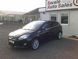 2011 FORD FOCUS ZETEC 1.6L ONLY 36,448 MILES, FULL SERVICE HISTORY