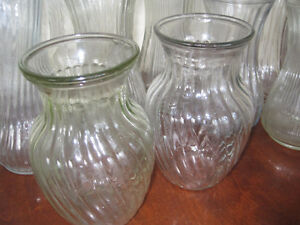 various glass vases - great for any occasion/ wedding $5 each Kitchener / Waterloo Kitchener Area image 4