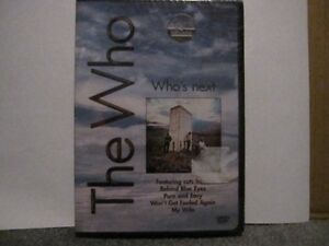 The Who: Who's Next DVD NEW UNOPENED