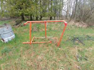 Hockey and Soccer Nets; basket ball net/stand - plastic