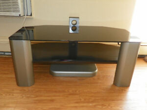 GLASS TV STAND $20 price firm