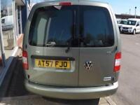 2008 Volkswagen CADDY C20 104PS TDI SWB VAN *NO VAT* Manual Small Van