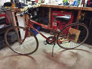 Velo femme vintage bike women