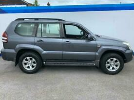 image for 2006 Toyota LAND CRUISER 3.0 D-4D LC4 5dr SUV Diesel Automatic
