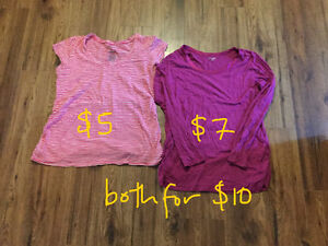 XL Maternity Clothes - $75 for 12 items St. John's Newfoundland image 9
