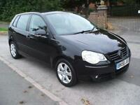 VOLKSWAGEN POLO 1.4 MATCH GREAT VALUE READY TO DRIVE AWAY