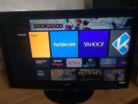 "LG32"" HD freeview , HDMITV - excellent condition"