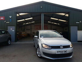 2010 Volkswagen Polo 1.6TDI DIESEL MANUAL CAMBELT DONE FINANCE AVAILABLE NOW!!!