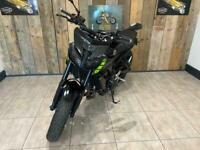 2017 Yamaha MT MT-09 MT09 MOTORCYCLE Petrol Manual