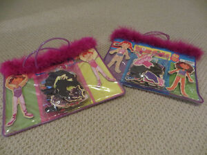 Magnetic Dolls with Magnetic Clothing