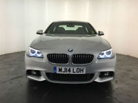 2014 BMW 525D M SPORT AUTO DIESEL 1 OWNER SERVICE HISTORY FINANCE PX WELCOME