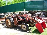Tracteur David Brown 1962