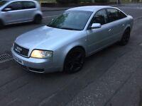 Audi A6 1.9tdi Sport 12 month mot