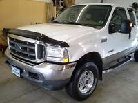 MINT 2003 Ford F-250 SuperDuty Lariat 4x4 Powestroke Diesel