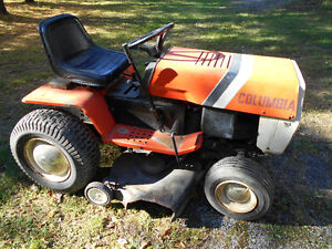 Columbia 18HP Lawn Tractor