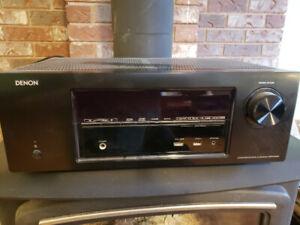Denon EVR 400 Surround sound AMP  $225