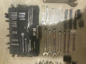 socket set and other tools