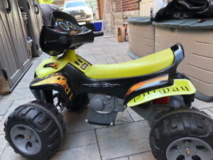 Kids Battery Operated Ride On ATV / Toy Car