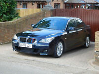 2006 BMW 5 Series 525d 2.5TD Auto D M Sport ( 520 D 530 D )