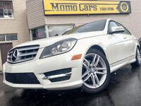 2012 Mercedes-Benz C-Class + SUPER LOW Mileage + TAN Leather !!