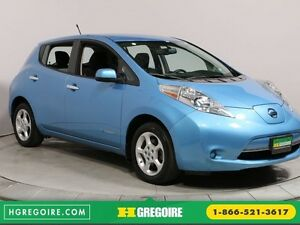 2014 Nissan Leaf SL + TECH A/C BLUETOOTH MAGS