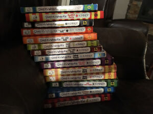 Diary of a Wimpy Kid full set. 1 to 12.