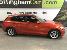 2015 15 BMW 1 SERIES 2.0 118D SE 5D 147 BHP DIESEL