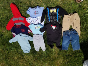 Baby Clothes - Lot G - Size 6-12 Months