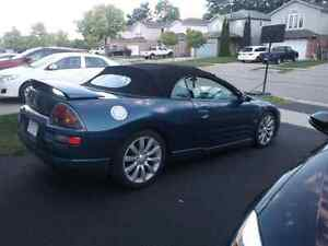 03 eclipse convertible