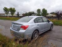 2012 Subaru Impreza 2.0i Sedan