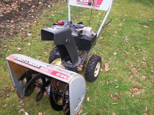 Cash paid for your old lawnmower / snowblower etc