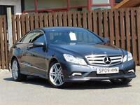 Mercedes-Benz E Class E350 3.0CDI Blueefficiency Sport DIESEL AUTOMATIC 2009/09