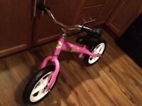 New boot scoot bike. Ages 2 1/2 and up