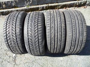 4-Champiro 205/55/R15 tires