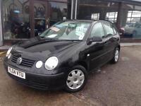 2004 (04) Volkswagen Polo 1.2 Twist **62,000 Miles**