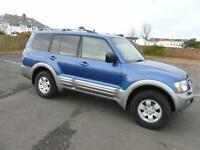 Mitsubishi Shogun Lwb Td Gls Estate 3.2 Manual Diesel