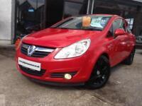 2010 (10) Vauxhall Corsa Energy CDTI *40,000 miles* (Finance Available)