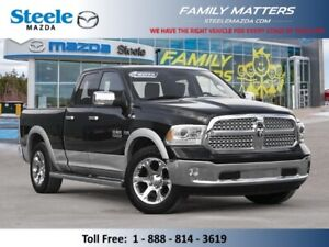 2014 RAM 1500 Laramie -- Leather / Hemi