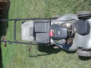 Craftsman 5.5 lawnmower