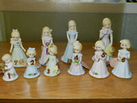 HALLMARK Birthday Girl Figurines, ALL FOR $75 firm