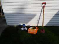 Re-roofing tools