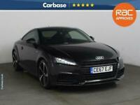 2017 Audi TT 2.0T FSI Black Edition 2dr S Tronic [Tech Pack] COUPE Petrol Automa