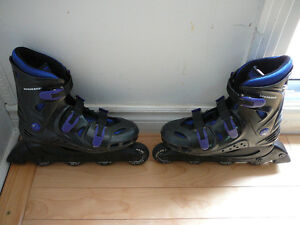 Roller blades/Patins a roues alignees