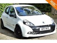 2011 11 RENAULT CLIO 2.0 RENAULTSPORT 3D 200 BHP BLUETOOTH + 1 OWNER!
