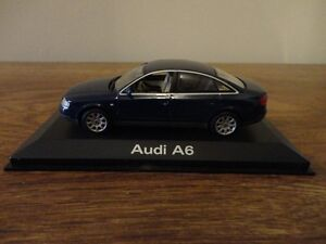 Diecast Audi A6 1:43 Minichamps Made in Germany $50 offers