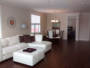Spacious 2 Bedroom Downtown/Central Condo with Deck