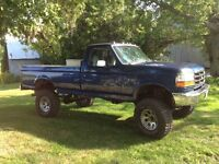 94 f150 low km lifted