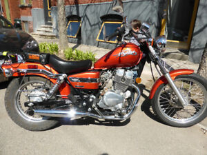 Honda Rebel 250cc for sale