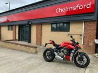 Ducati Streetfighter V4 2021 Model - JUST ARRIVED IN STOCK - ONE ONLY!!
