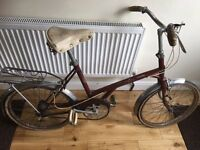 Dawes kingpin 3 speed vintage shopper bike £25